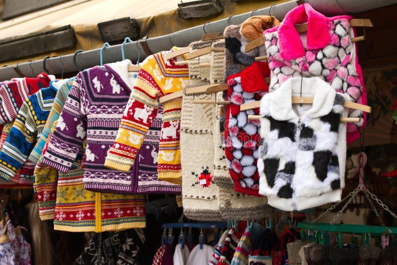Suéteres imagen de archivo libre de regalías