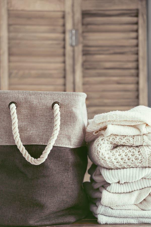 suéteres foto de archivo