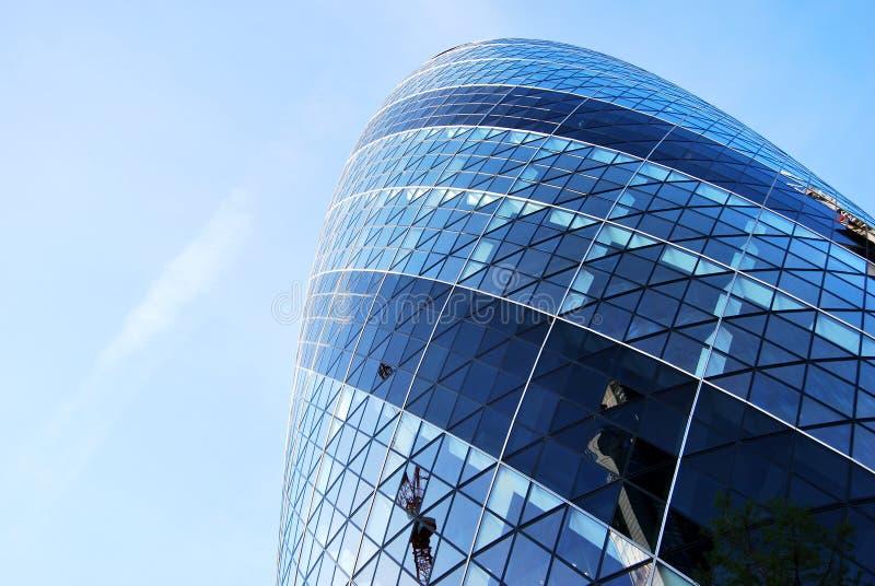 Suíço com referência à torre, pepino, Londres imagens de stock