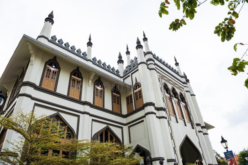 Sułtanu meczet zdjęcia royalty free