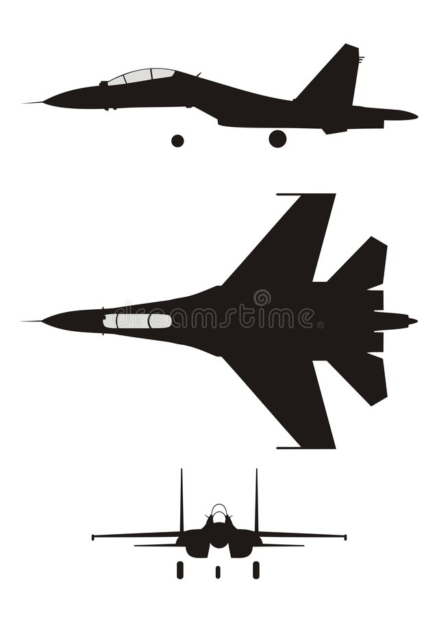 Free SU-30 Royalty Free Stock Photos - 4578808