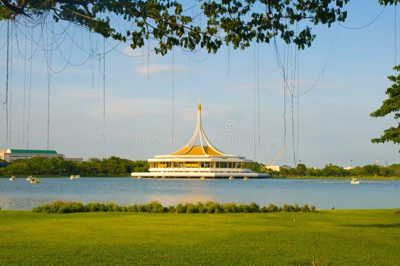 Suan Luang Rama 9 Park Royalty Free Stock Photos