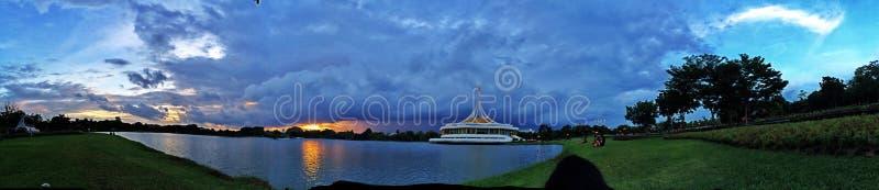 Suanluang RAMA9 imagens de stock