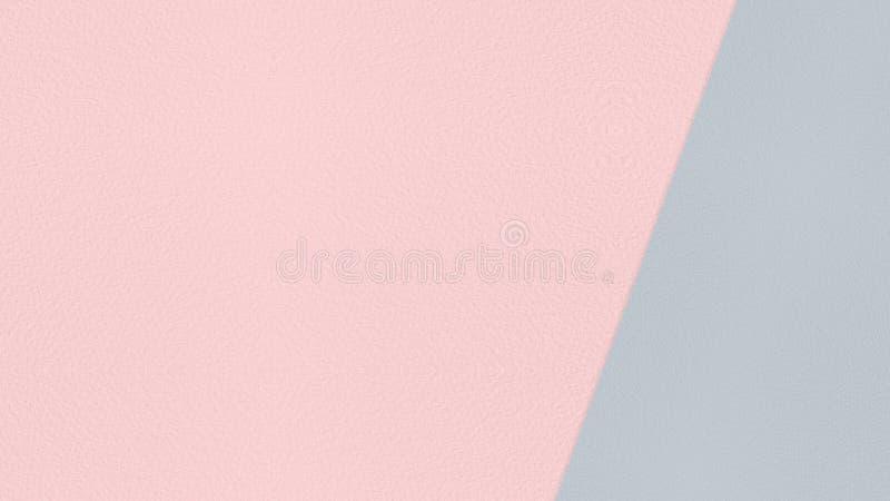 Suavemente nublada está la textura del papel del pastel de la pendiente Color de fondo dulce abstracto de la pintura fotos de archivo
