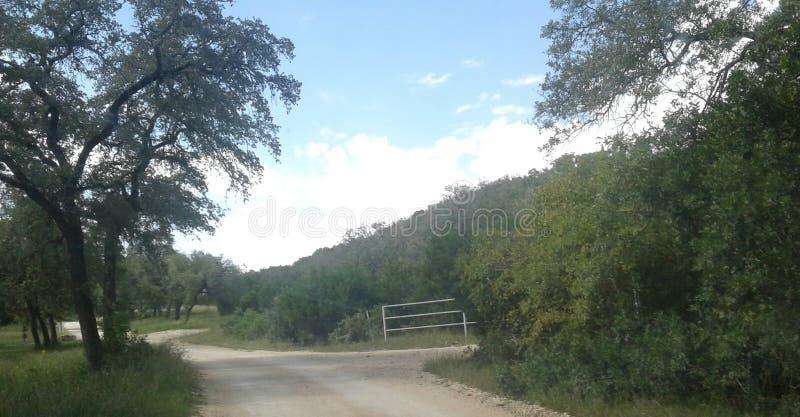 Subúrbios de San Antonio imagem de stock