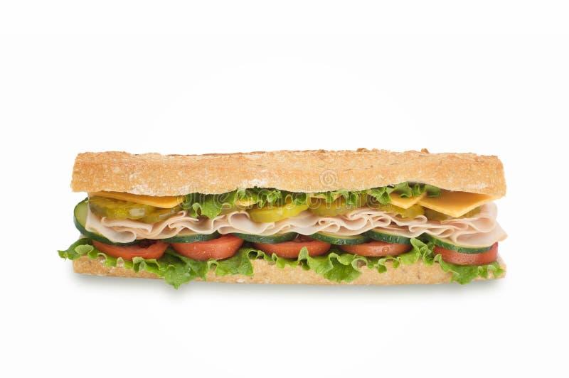 Sub Sandwich Royalty Free Stock Photos