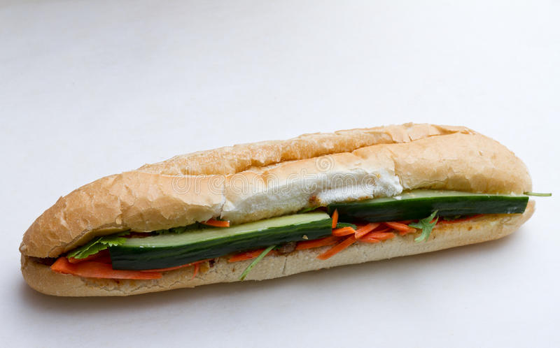 Sub Sandwich Stock Photography