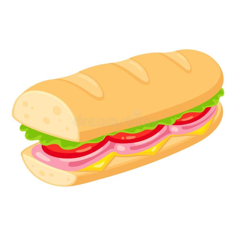 Deli Sandwich Stock Illustrations – 594 Deli Sandwich Stock Illustrations, Vectors & Clipart - Dreamstime