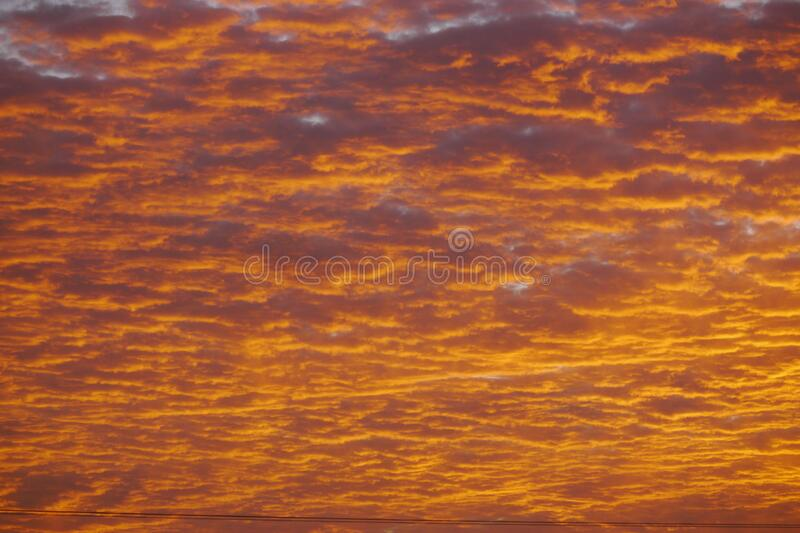 A Brazilian sub tropical skies background stock images
