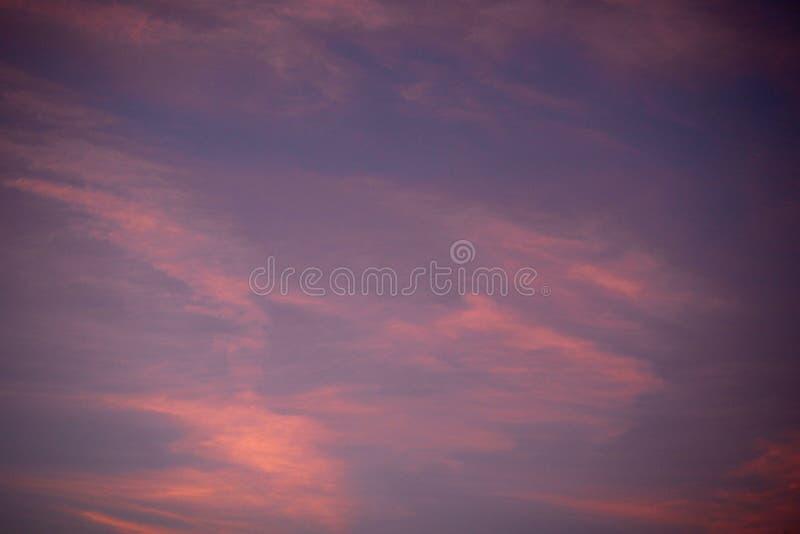 A Brazilian sub tropical skies background royalty free stock photo