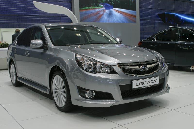Subaru Legacy stock foto's