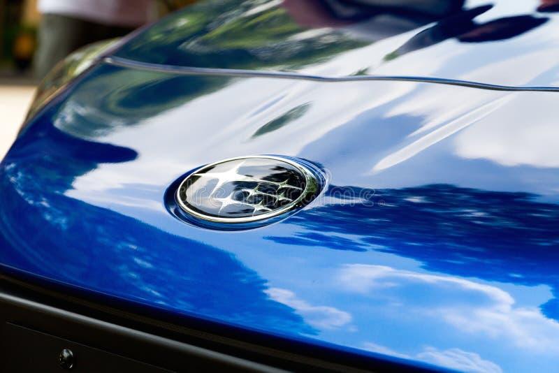 Subaru-Logo stockbild