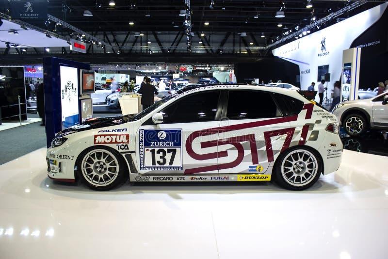 Subaru sport model