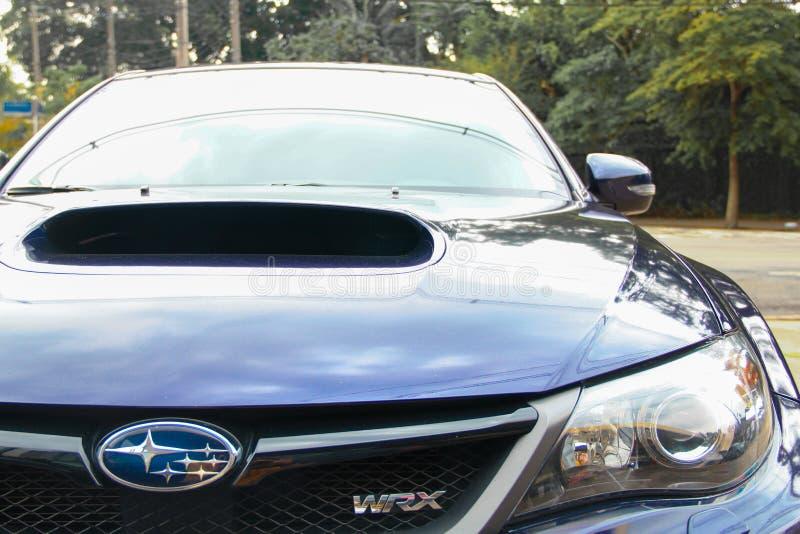 Subaru WRX photographie stock