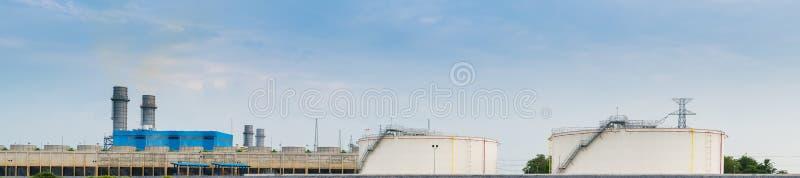 Subestación eléctrica eléctrica de alto voltaje imagen de archivo