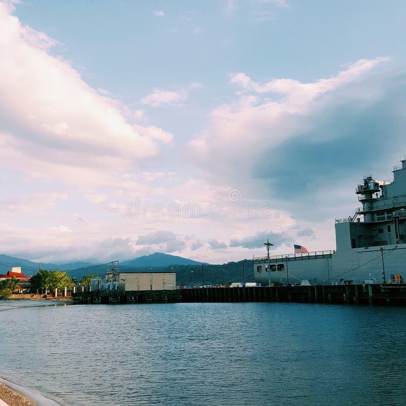 Subic, Filipiny zdjęcia stock