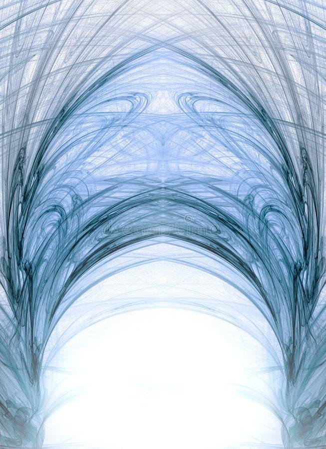Subida ilustración del vector