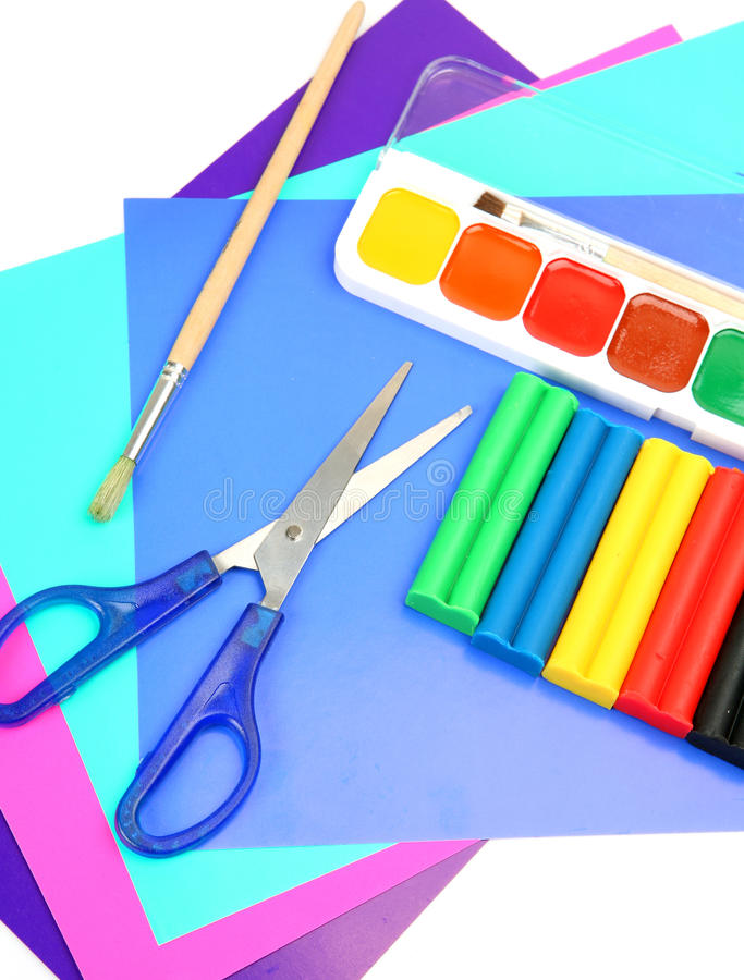 Download Subjects for creativity stock photo. Image of paints - 22635564