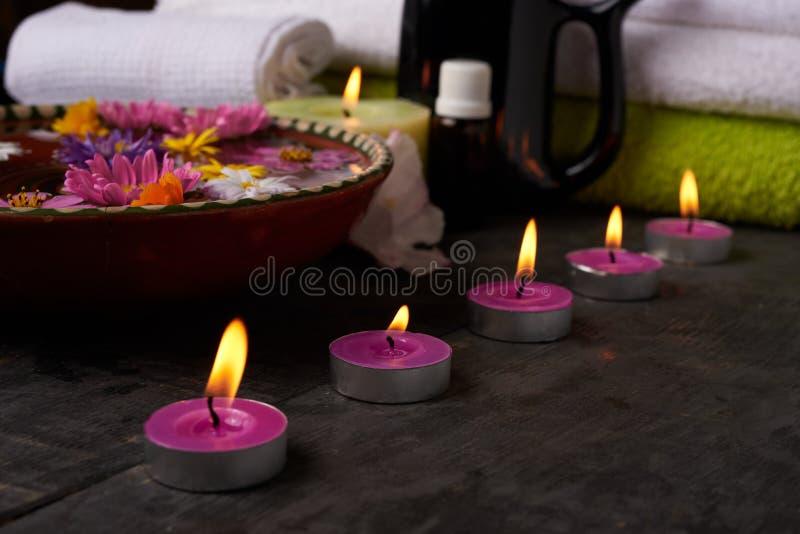 Subjects spa salon royalty free stock photos