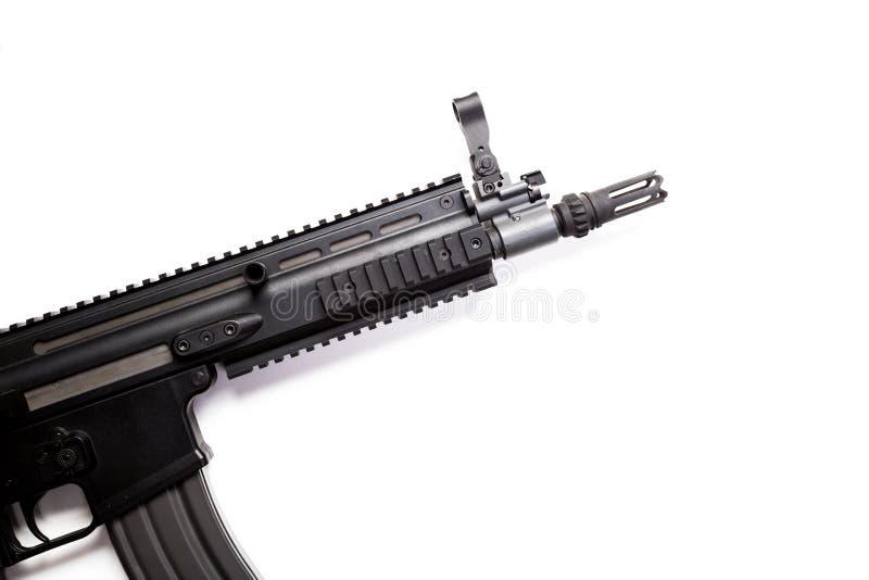 Submachine πυροβόλο όπλο στοκ εικόνες