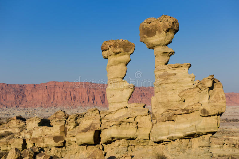 Download The Submarine, In Ischigualasto, Argentina Stock Image - Image: 19367641