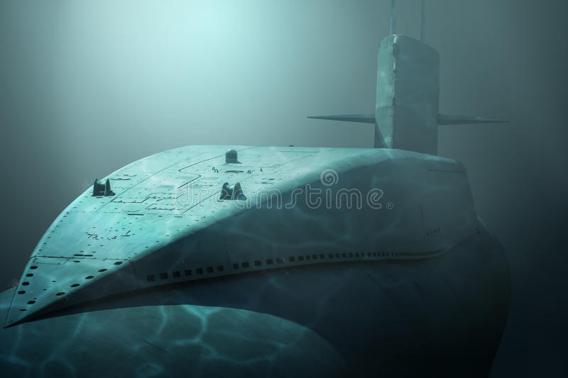 Download Submarine stock image. Image of science, nuclear, submarine - 34609881