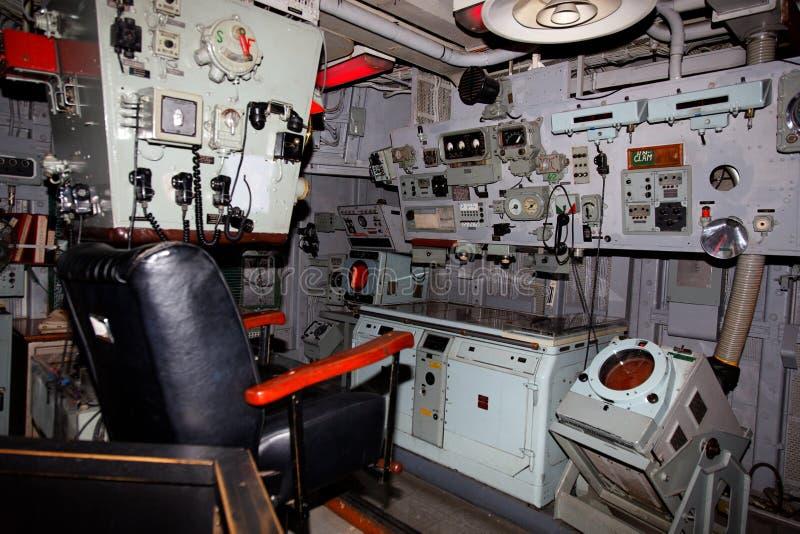 Submarine, Oberon Class, 1968 Stock Photos