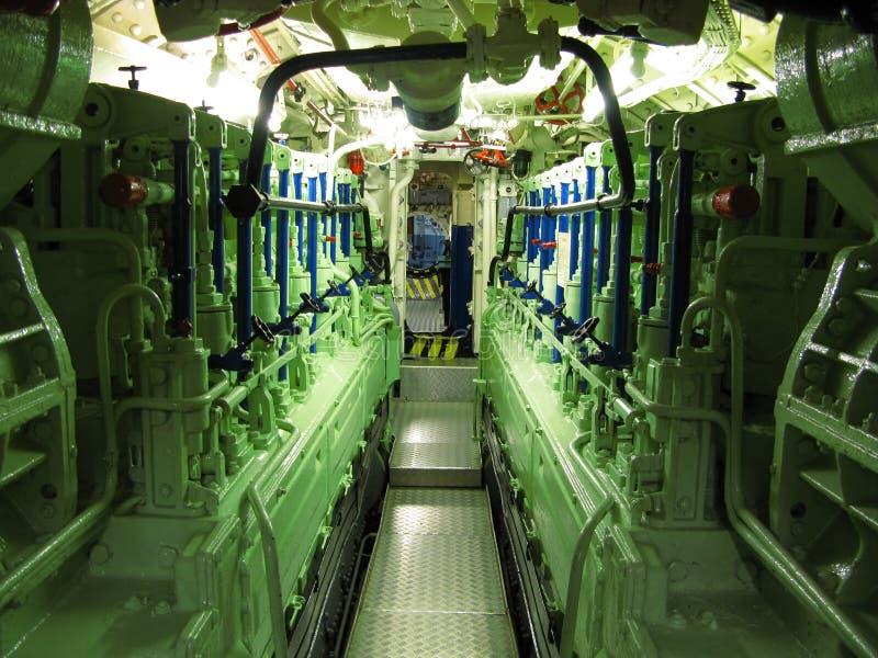 Submarino imagenes de archivo
