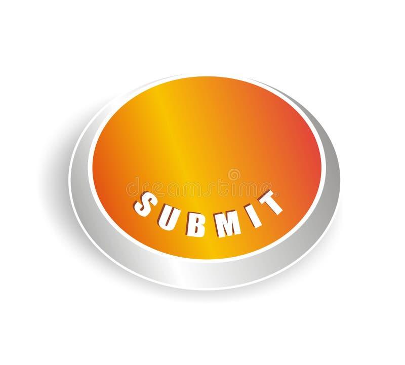 Free Submit Button Royalty Free Stock Photos - 4659538
