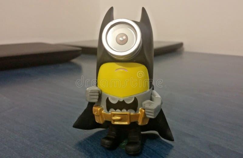 Subordonné de Batman photos stock