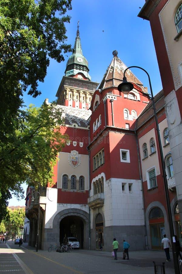 Subotica stock photography