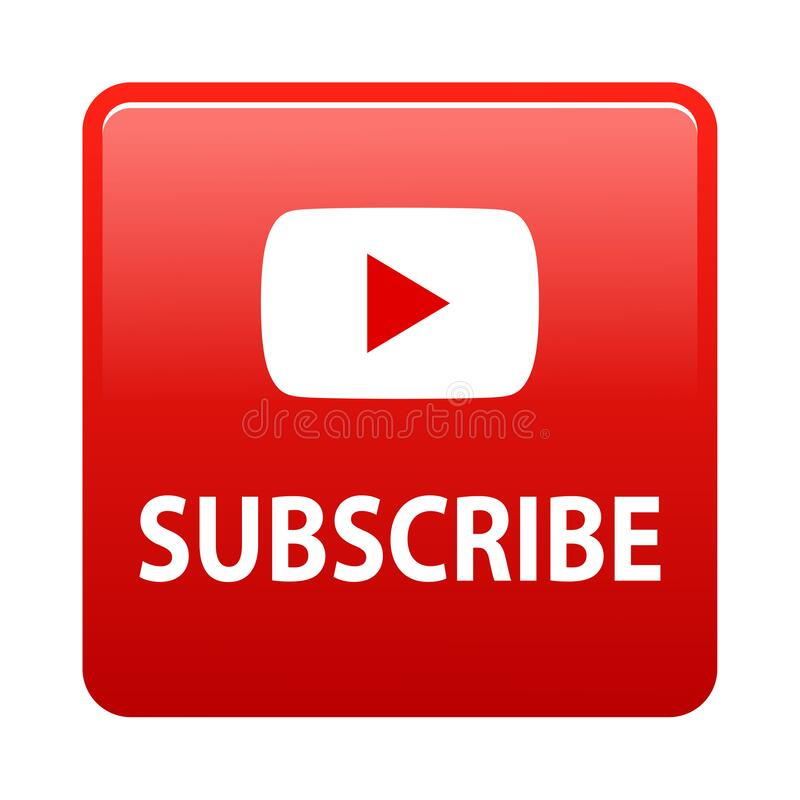 Free Subscribe Button Stock Photography - 183949642