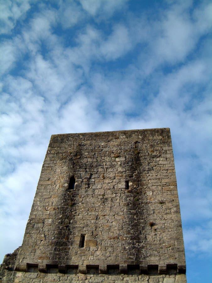 Subsistance de château de Mugdock photographie stock libre de droits