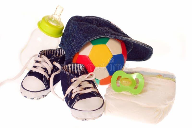 Substances de bébé photo stock