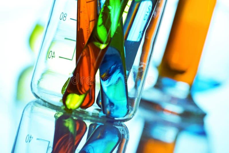 substanci chemicznej badanie fotografia royalty free