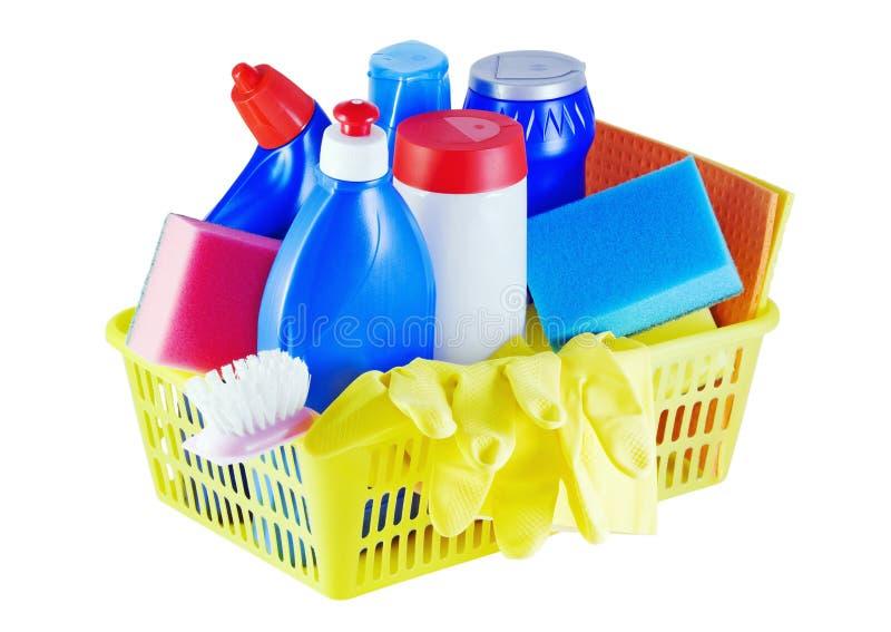 substanci chemicznej gospodarstwo domowe zdjęcia royalty free