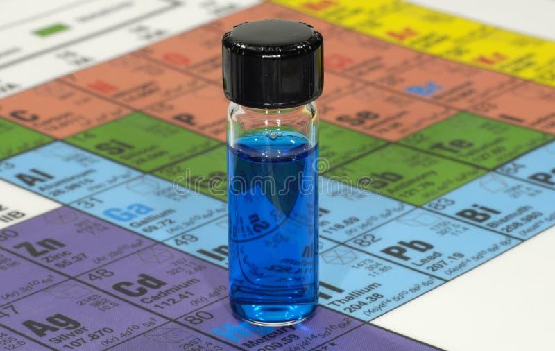 substancja chemiczna zdjęcie royalty free