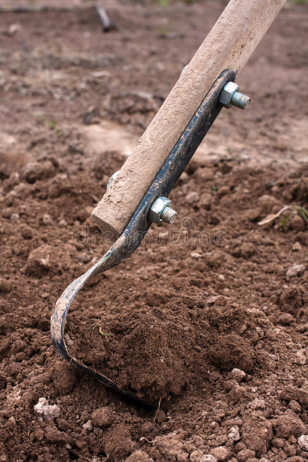Subsurface cultivator stock photography