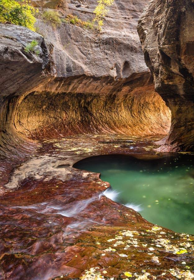 Subterráneo Zion imagen de archivo libre de regalías