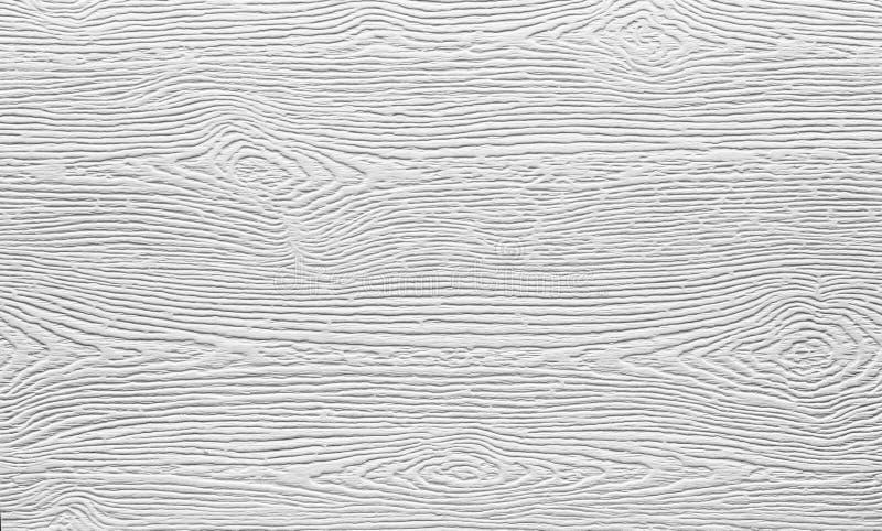 Subtil ljus bakgrund för vit Wood textur för kornyttersidamodell royaltyfri bild