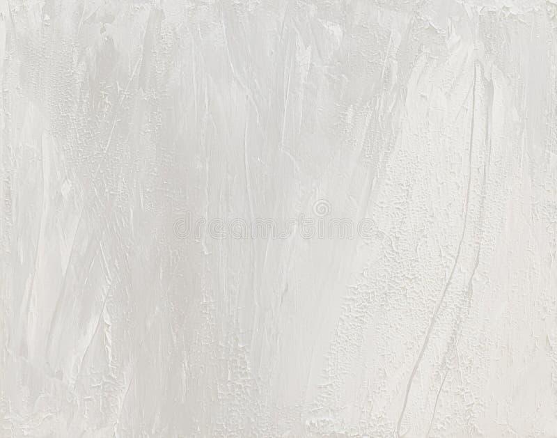 Subtil vit grungy texturbakgrund royaltyfri foto