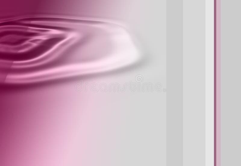 Subtile erotische Tapete vektor abbildung