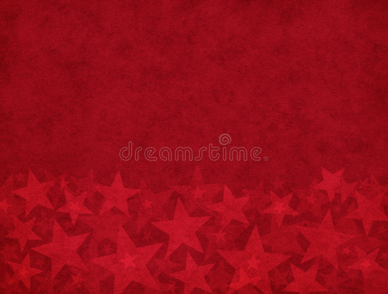 Subtiler Stern-Vordergrund Stockbild