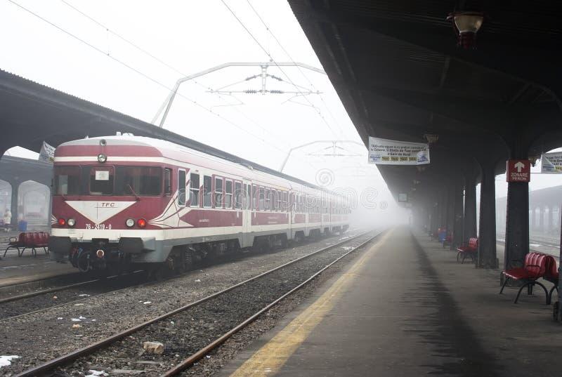 Suburban train stock photos
