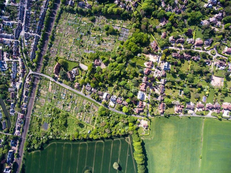 suburbia immagine stock libera da diritti