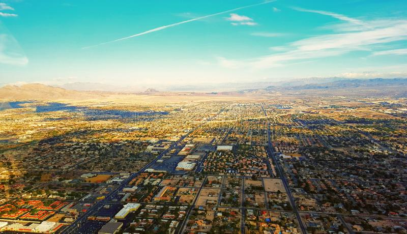 Suburbs 1 stock images