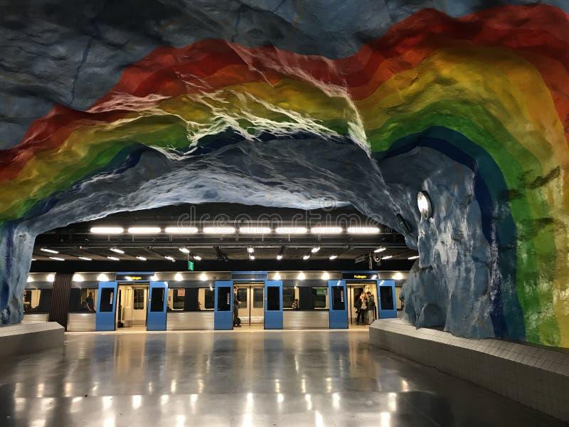 subway imagem de stock