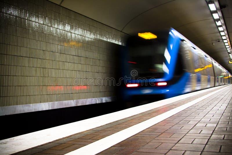 subway στοκ εικόνα