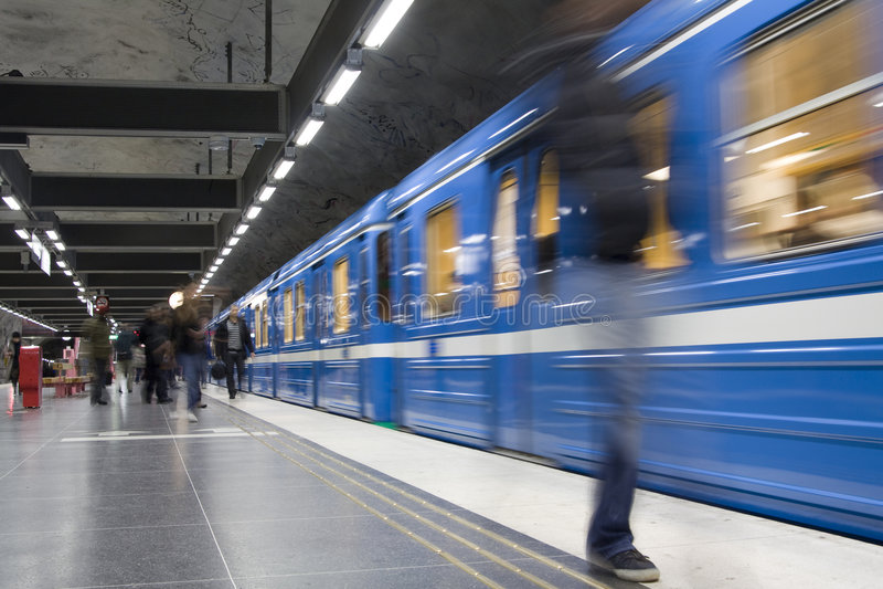 subway στοκ εικόνες