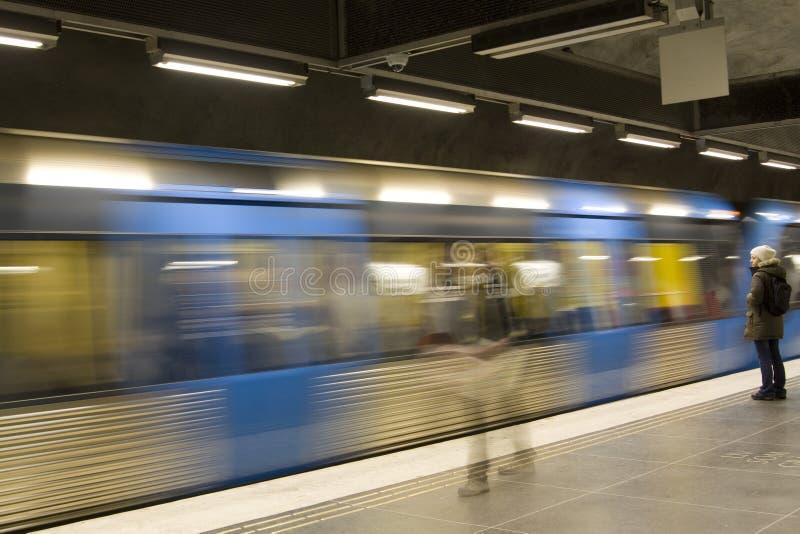 subway στοκ φωτογραφία με δικαίωμα ελεύθερης χρήσης